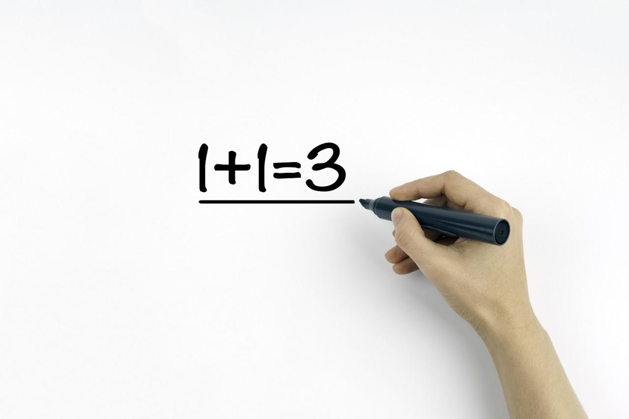 Trucs & astuces - La synergie est … 1+1=3