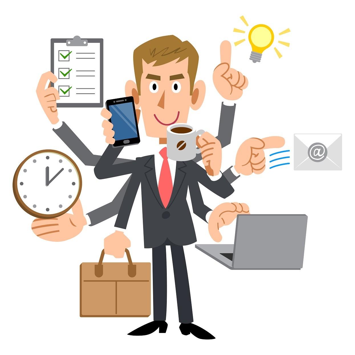Trucs & Astuces #333 - Accomplir trop de tâches à la fois