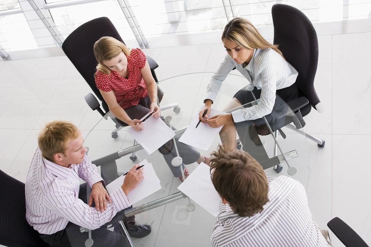 L'art de la réunion efficace