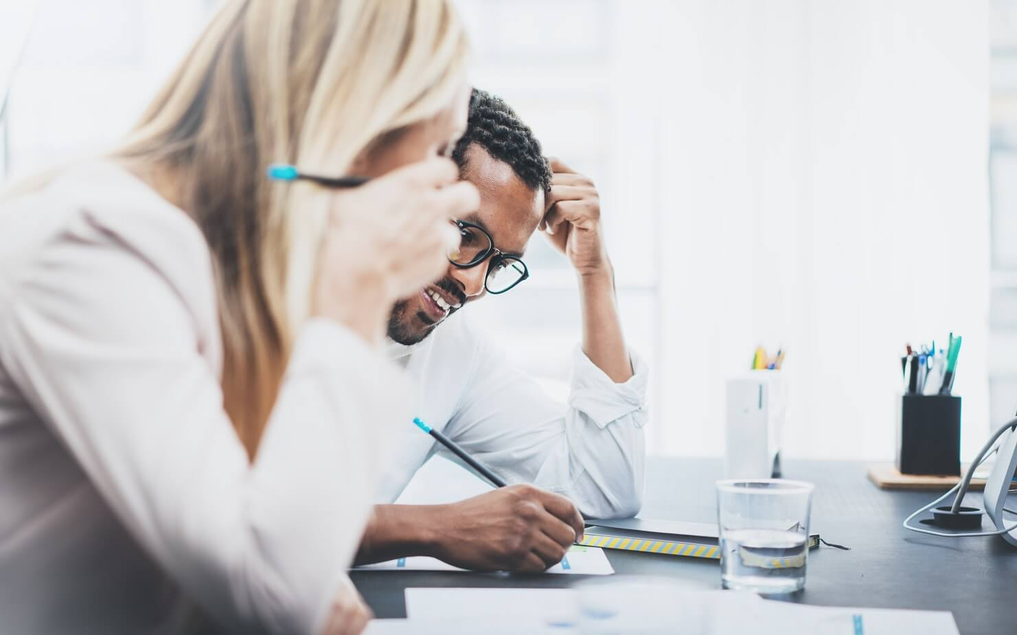 Tips & Co. - Have an unresponsive coworker?